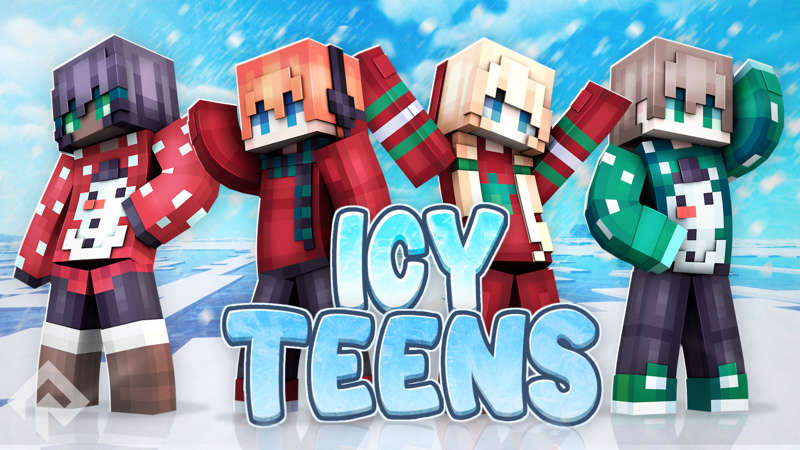 Icy Teens on the Minecraft Marketplace by RareLoot
