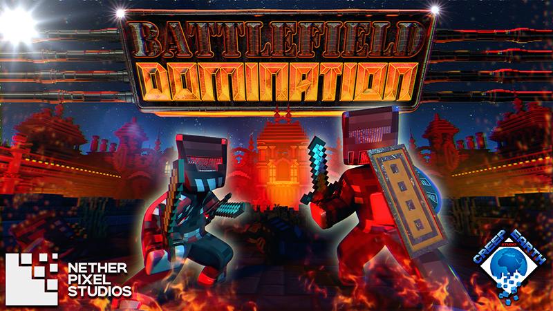 Battlefield Domination on the Minecraft Marketplace by Netherpixel