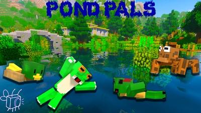 Pond Pals on the Minecraft Marketplace by Blu Shutter Bug