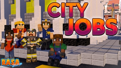 City Jobs on the Minecraft Marketplace by RASA Studios