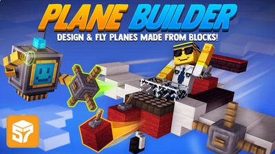 Plane Builder on the Minecraft Marketplace by 57Digital