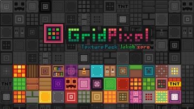 GridPixel on the Minecraft Marketplace by RainbowPixel