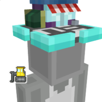 Commercial Zone on the Minecraft Marketplace by Jigarbov Productions