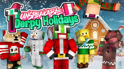Unspeakable Derpy Holidays on the Minecraft Marketplace by Meatball Inc