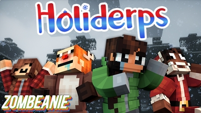 Holiderps on the Minecraft Marketplace by Zombeanie