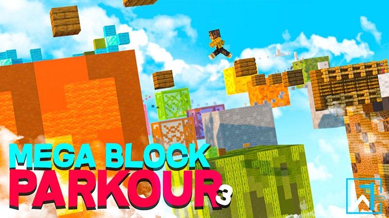 Mega Block Parkour 3