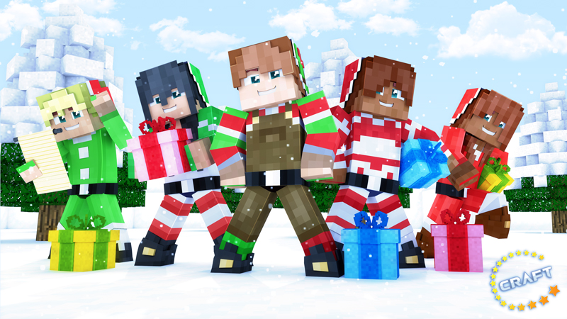 Teens Winter on the Minecraft Marketplace by The Craft Stars