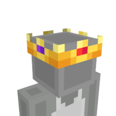 Crown on the Minecraft Marketplace by Metallurgy Blockworks