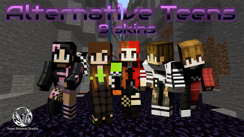 Alternative Teens on the Minecraft Marketplace by Team Phoenix Studio
