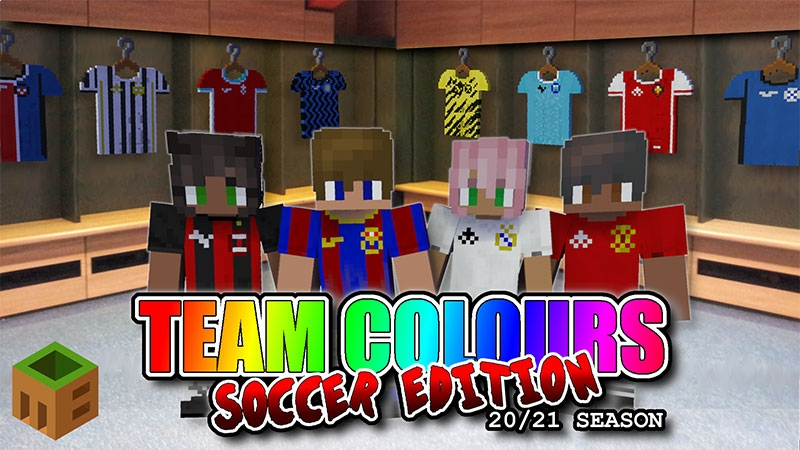 Team Colours Soccer