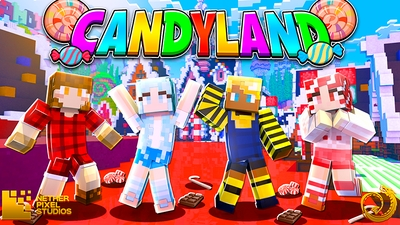 Candyland on the Minecraft Marketplace by Netherpixel
