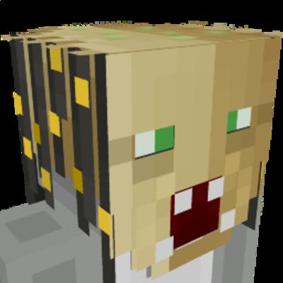 Predator Mask on the Minecraft Marketplace by GoE-Craft