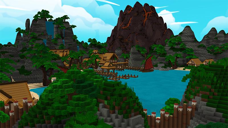 Tiki Island by Oreville Studios
