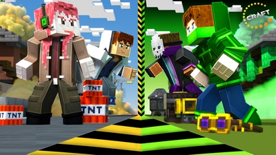Modders vs Hackers on the Minecraft Marketplace by The Craft Stars