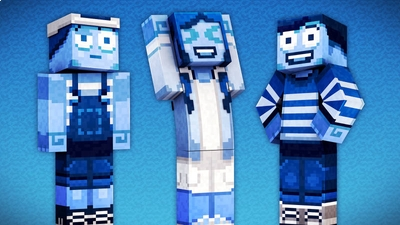 Blue Teens on the Minecraft Marketplace by 57Digital