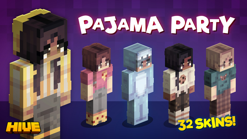 Pajama Party on the Minecraft Marketplace by The Hive