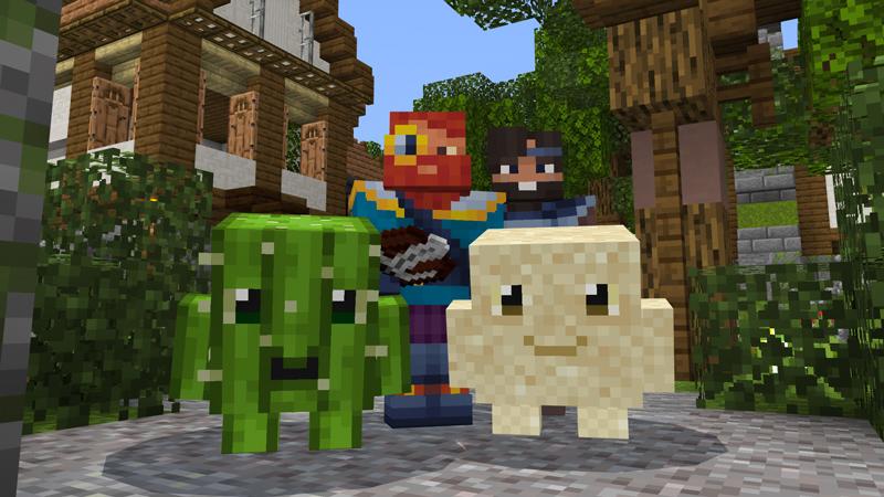 Mob Blocks | Pet Blocks by SNDBX