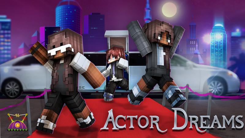 Actor Dreams on the Minecraft Marketplace by Cleverlike