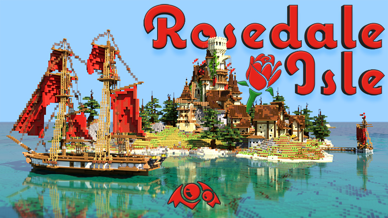 Rosedale Isle on the Minecraft Marketplace by Monster Egg Studios