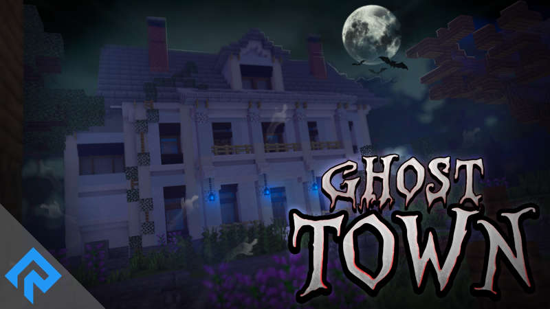 Ghost Town on the Minecraft Marketplace by RareLoot
