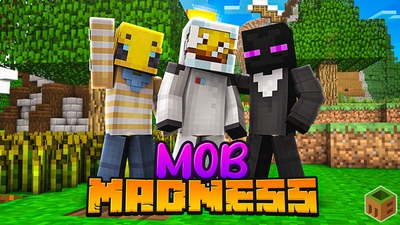 Mob Madness on the Minecraft Marketplace by MobBlocks