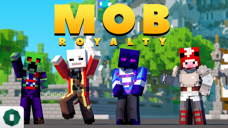 Mob Royalty on the Minecraft Marketplace by Octovon