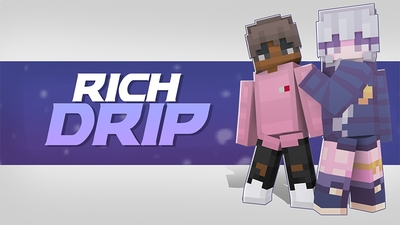 Rich Drip on the Minecraft Marketplace by ChewMingo