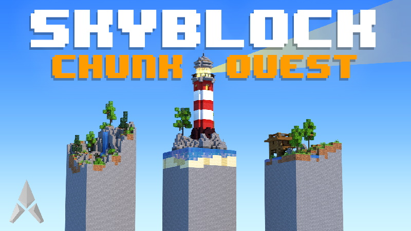 Skyblock Chunk Quest on the Minecraft Marketplace by Mine-North
