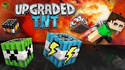 Upgraded TNT on the Minecraft Marketplace by MobBlocks