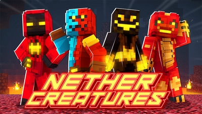 Nether Creatures  on the Minecraft Marketplace by Dig Down Studios