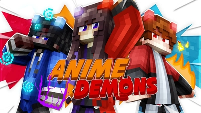 Anime Demons on the Minecraft Marketplace by BLOCKLAB Studios