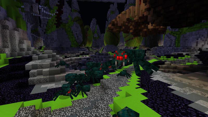 Giant Spider Survival by BLOCKLAB Studios
