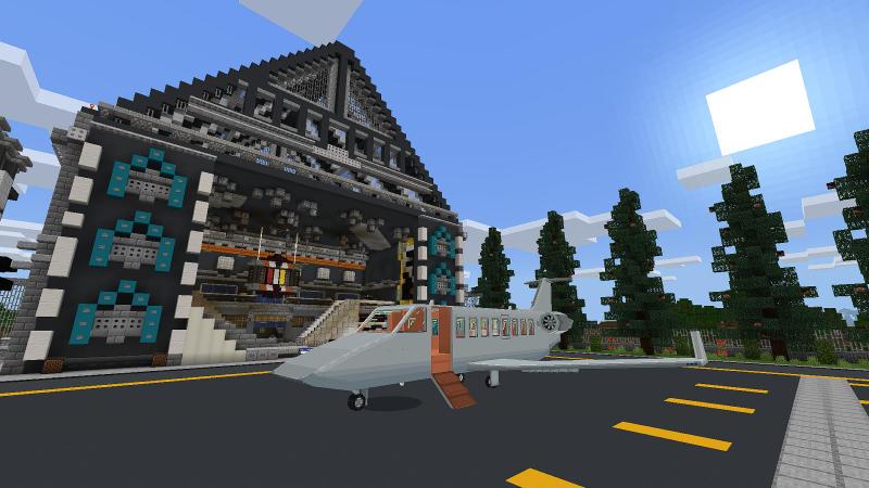 Modern Planes by BLOCKLAB Studios