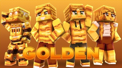 Golden on the Minecraft Marketplace by Vertexcubed