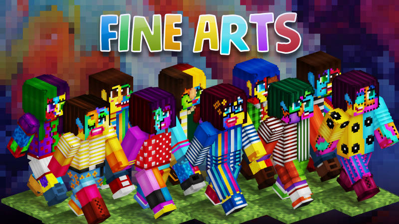 Fine Arts on the Minecraft Marketplace by BLOCKLAB Studios