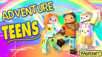 Adventure Teens on the Minecraft Marketplace by The Rage Craft Room