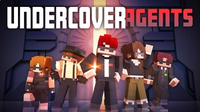 Undercover Agents on the Minecraft Marketplace by Cubed Creations
