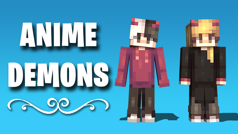 Anime Demons on the Minecraft Marketplace by Nitric Concepts