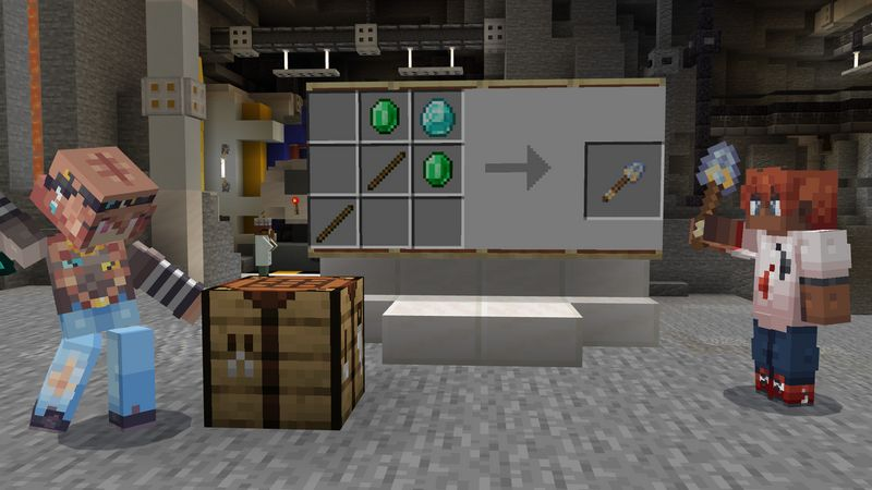 Tools Expansion by Cubed Creations