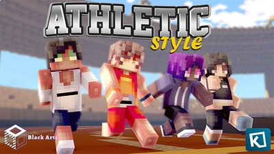 Athletic Style on the Minecraft Marketplace by Black Arts Studios