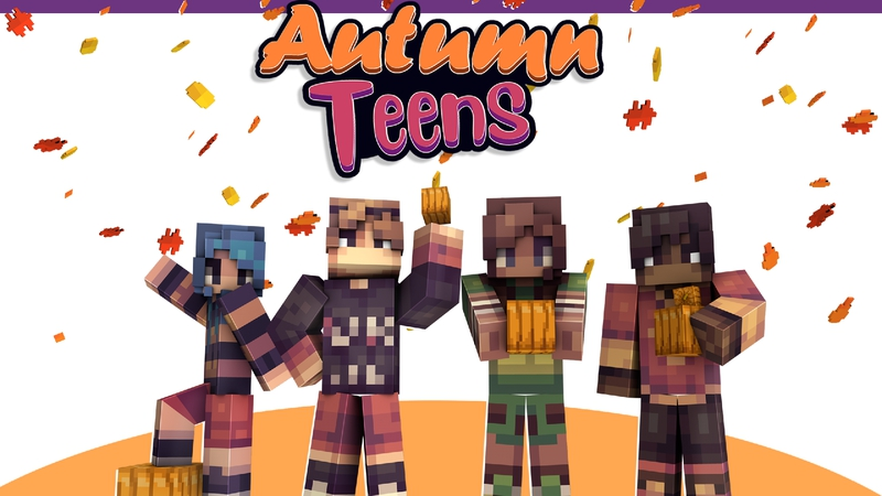 Autumn Teens on the Minecraft Marketplace by Snail_Studios