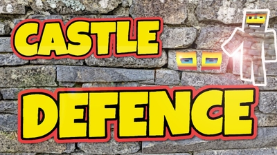 Castle Defence on the Minecraft Marketplace by The World Foundry