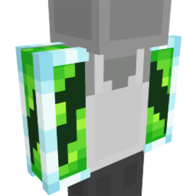 Slime Arms on the Minecraft Marketplace by Razzleberries