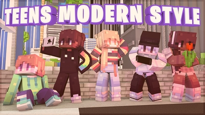 Teens Modern Style on the Minecraft Marketplace by Kubo Studios