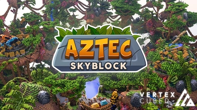 Aztec Skyblock on the Minecraft Marketplace by Vertexcubed