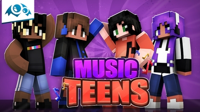 Music Teens on the Minecraft Marketplace by Monster Egg Studios