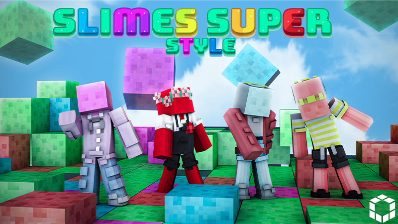Slime Super Style on the Minecraft Marketplace by UnderBlocks Studios