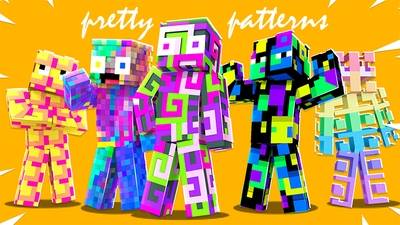 Pretty Patterns on the Minecraft Marketplace by The Lucky Petals