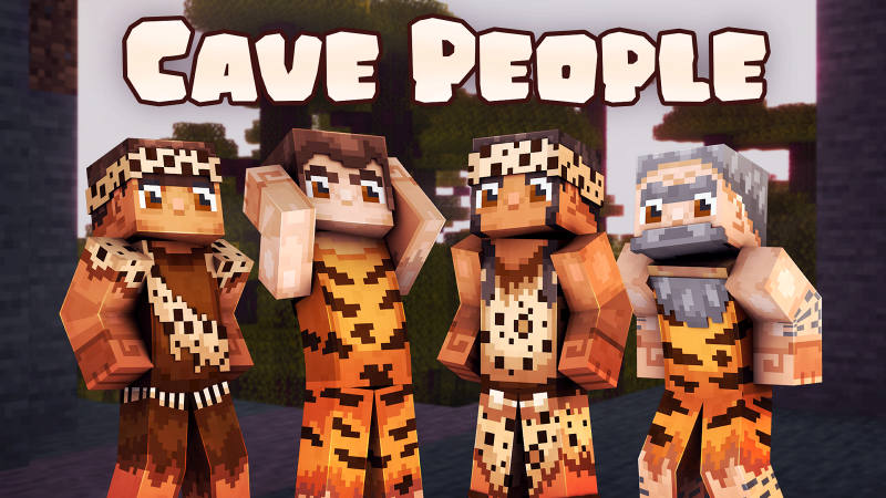 Cave People on the Minecraft Marketplace by 57Digital
