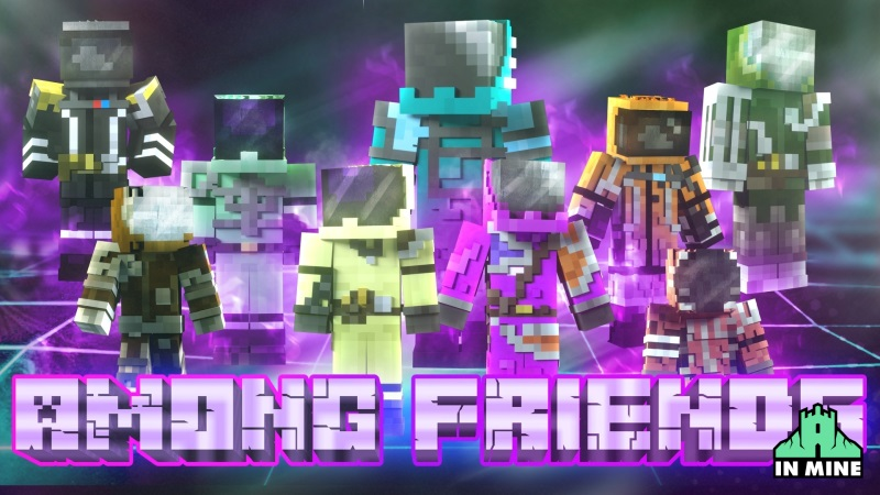 Friends Among us on the Minecraft Marketplace by In Mine